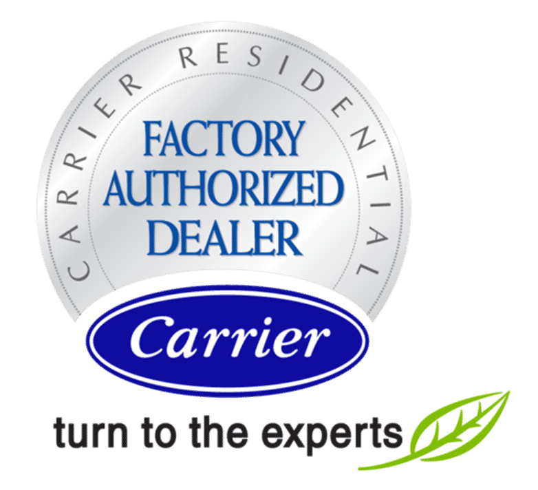Carrier Authorized Dealer Logo